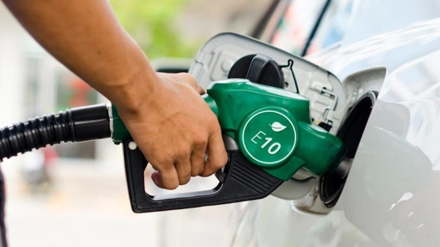 Média do preço do combustível em agosto ficou em R$ 6,119 - Reprodução