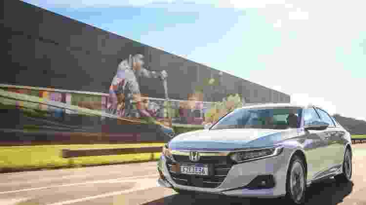 Honda Accord Hybrid 2021 - Divulgação - Divulgação