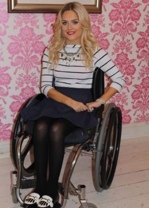 Jordan Bone contou que ficou na cadeira de rodas após acidente de carro - Reprodução/Twitter/@JordanBone1
