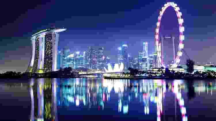 Destinos alternativos de intercâmbio e viagem: Cingapura - Getty Images - Getty Images