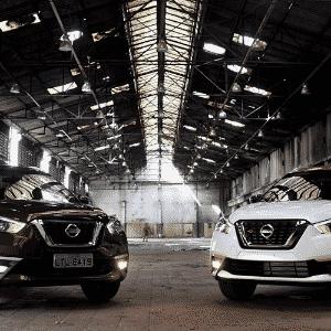Nissan Kicks SL Rio 2016 - Murilo Góes/UOL