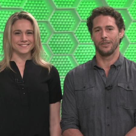 Fernanda Gentil, Flávio Canto e toda equipe do esporte da Globo vai mudar de endereço - Reprodução/TV Globo