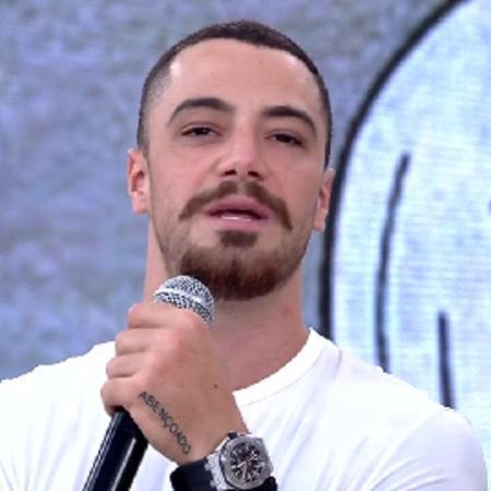 Felipe Titto - Reprodução/TV Globo