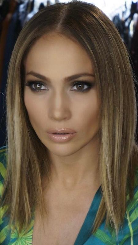 Novo corte de cabelo de Jennifer Lopez - Reprodução/Instagram