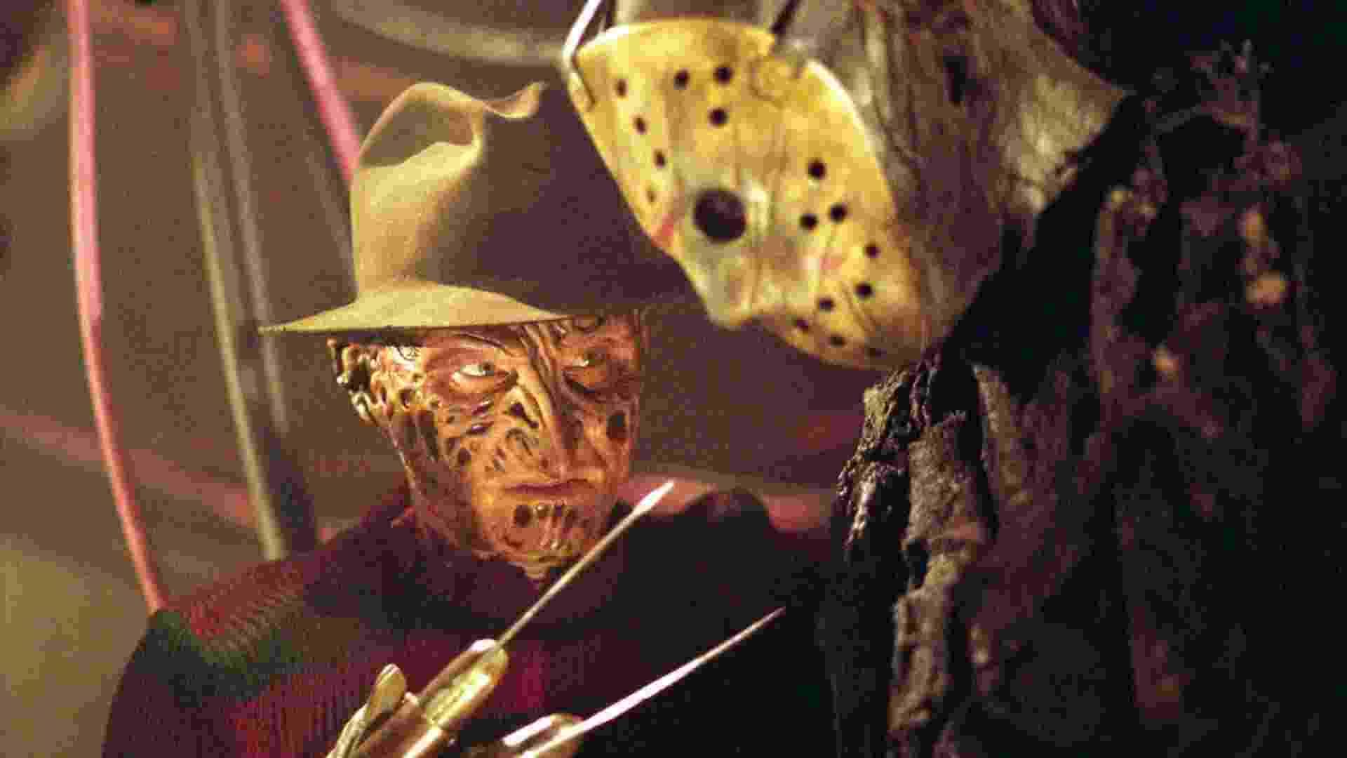 """Cena do filme """"Freddy vs. Jason"""" (2003), de Ronny Yu - Reprodução"""