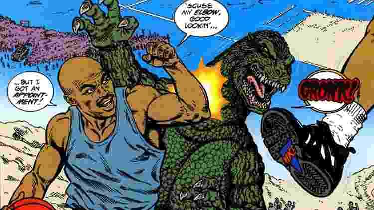 Reprodução/Dark Horse Comics