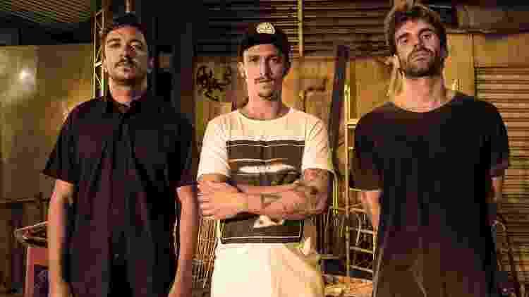 """Braza faz show do álbum """"Tijolo por Tijolo"""" no Tropical Butantã - Divulgação - Divulgação"""