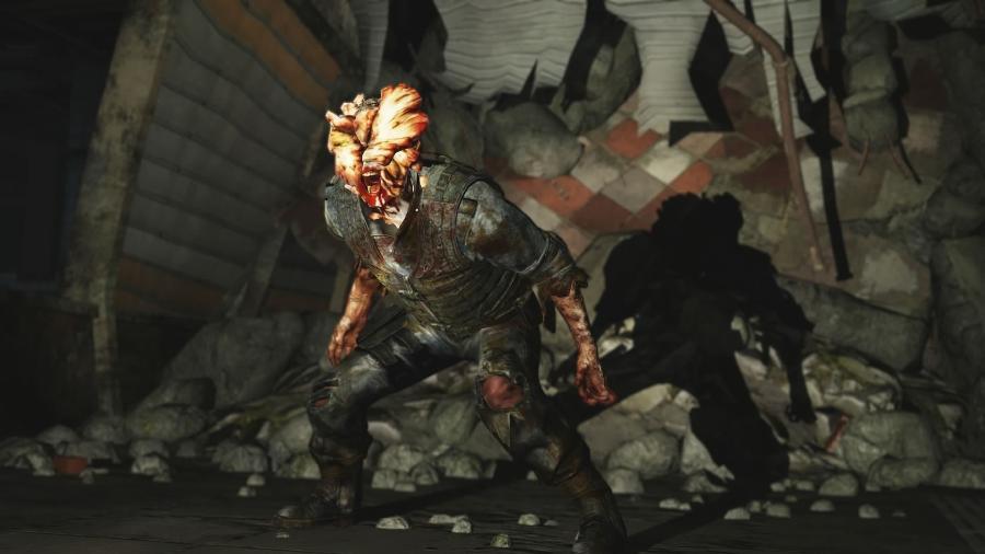 Cena do jogo The Last of Us - Divulgação