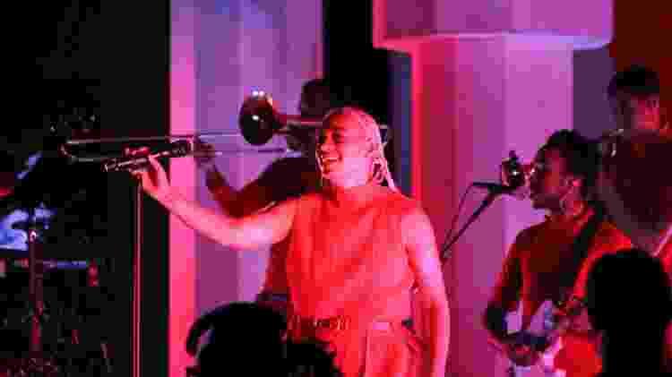 Solange Knowles se apresenta no Austin City Limits, em Austin, no Texas - Felipe Branco Cruz/UOL - Felipe Branco Cruz/UOL