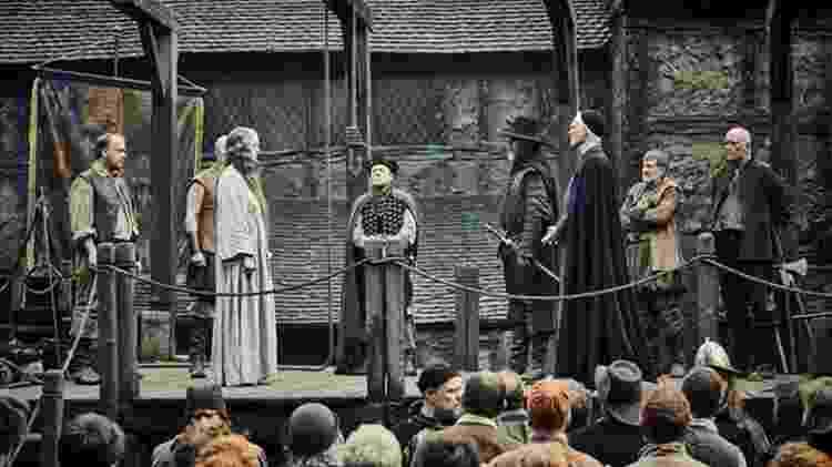 """Minissérie """"Gunpowder"""", da BBC, retrata perseguição contra católicos no Reino Unido - Divulgação - Divulgação"""