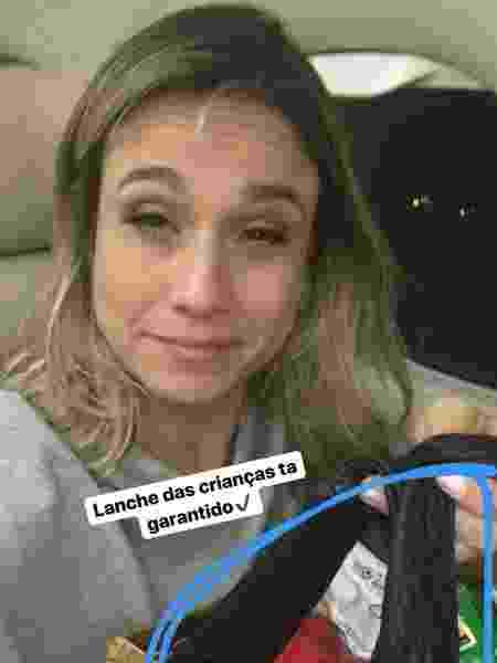 Fernanda Gentil Jatinho 1 - Reprodução/Instagram - Reprodução/Instagram