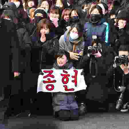 AFP / JUNG Yeon-Je