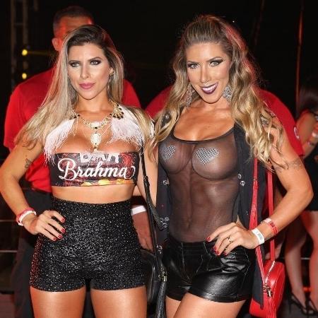 Ana Paula Minerato saiu em defesa da irmã, Tati - Deividi Correa/AgNews