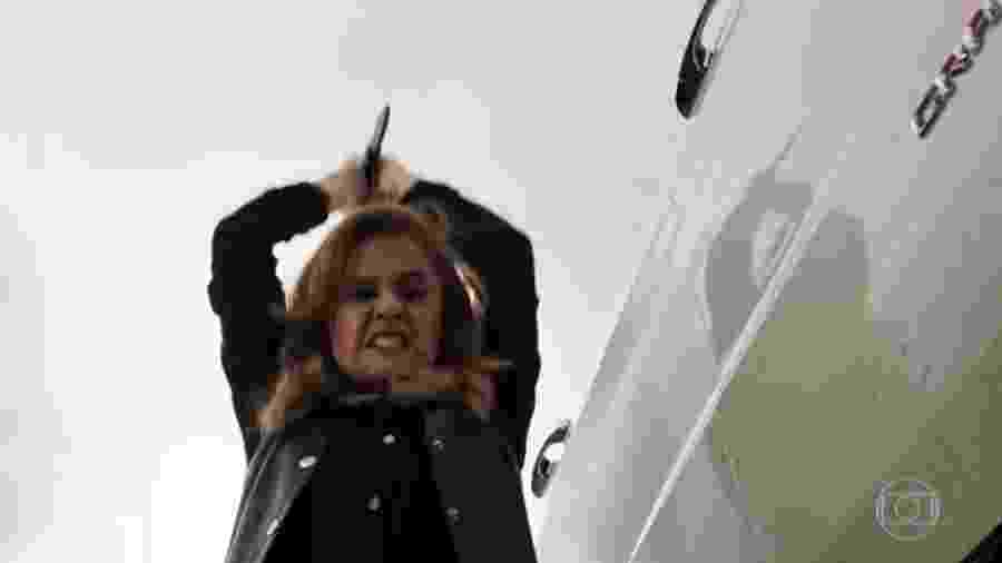 """Sophia """"mãos de tesoura"""" vira meme na web após 3ª morte em """"O Outro Lado"""" - Reprodução/TV Globo"""