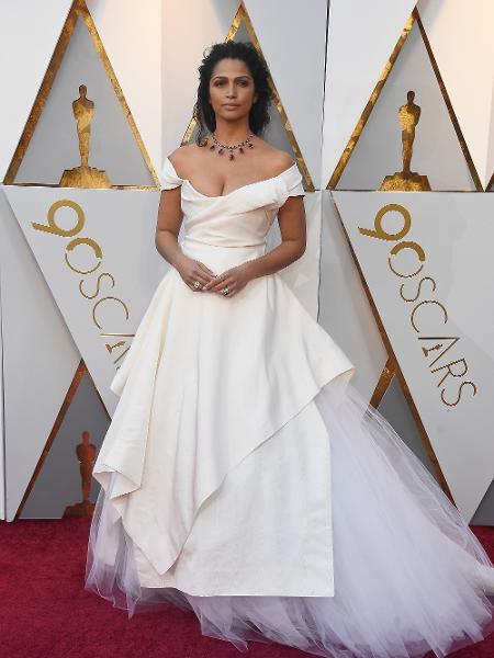 Camila Alves no Oscar 2018 - Getty Images