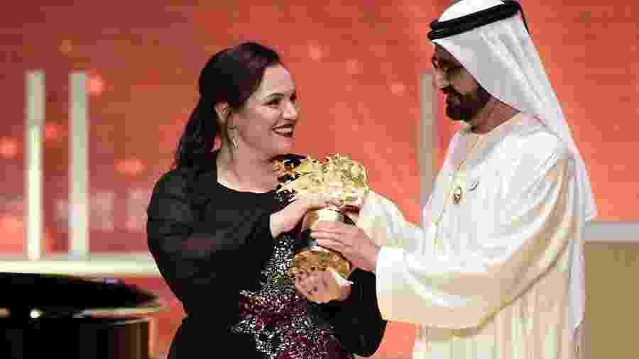 Divulgação/Global Teacher Prize