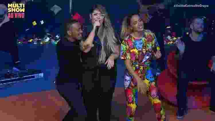 Anitta, Marília Mendonça e Nego do Borel - Reprodução/Multishow - Reprodução/Multishow