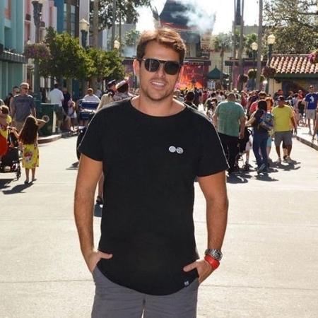 Rodrigo Branco é guia turístico de famosos - Rodrigo Branco/Reprodução Instagram