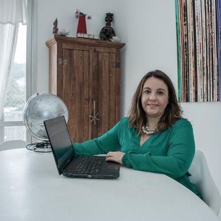 Andrea Aguiar viajava trocando de casa e hoje ganha dinheiro com isso - Eduardo de Oliveira