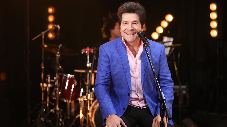 O cantor Daniel - Gianne Carvalho/TV Globo