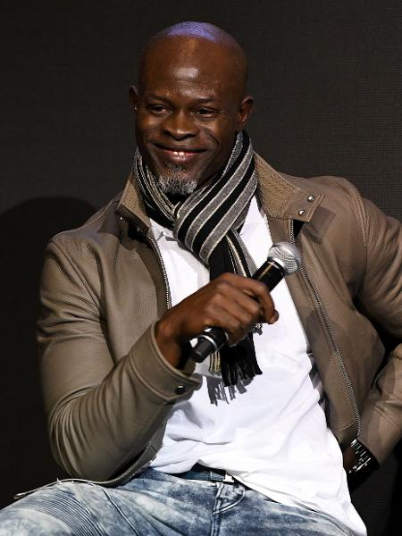 O ator Djimon Hounsou - Slaven Vlasic/Getty Images