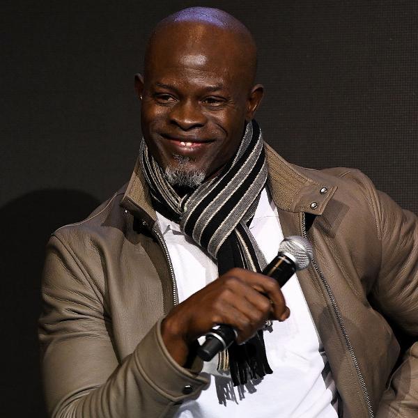 """O ator Djimon Hounsou viveu o vilão Korath em """"Os Guardiões da Galáxia"""""""