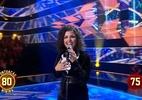 Unânime, Naheda levanta todos os 100 jurados em estreia de
