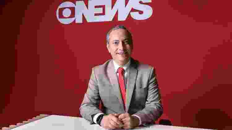 O jornalista José Roberto Burnier - Ramon Vasconcelos/ TV Globo - Ramon Vasconcelos/ TV Globo