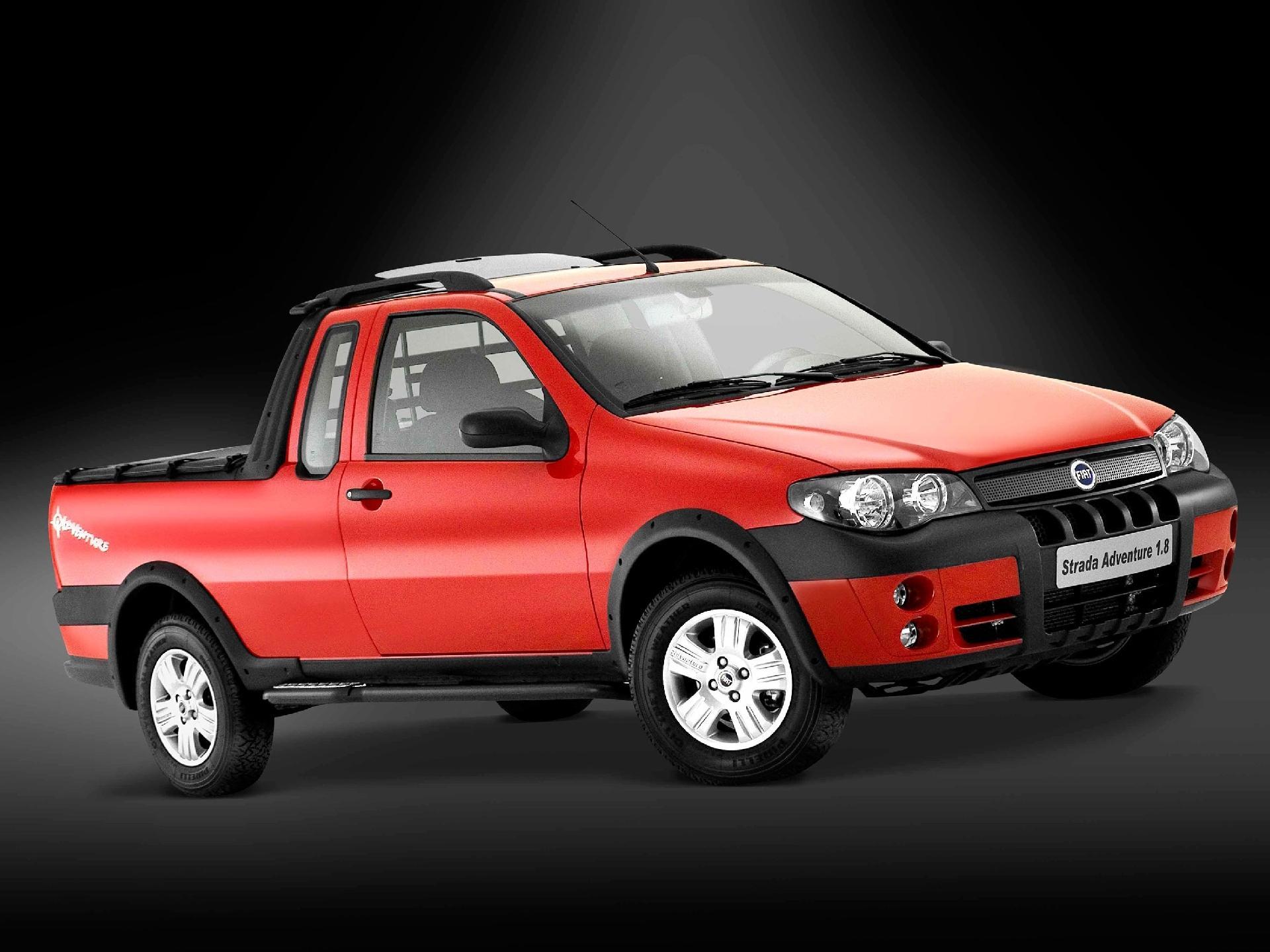 Fiat Strada 20 Anos  Picape Chegou Ditando Regras