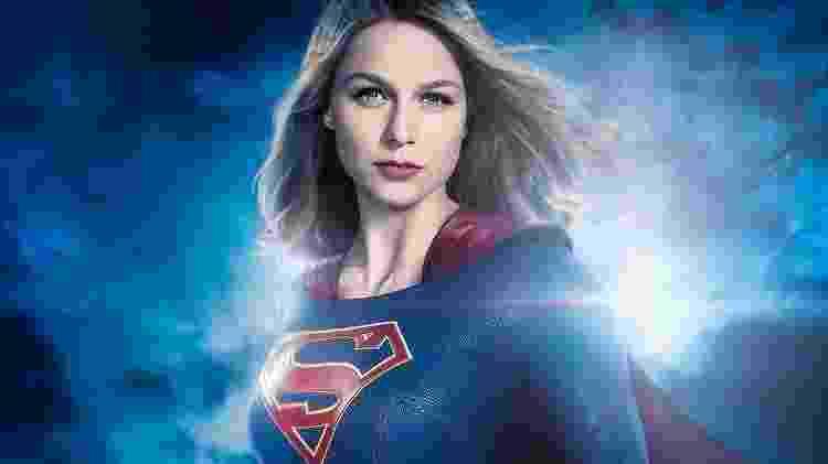 """Cena de """"Supergirl"""" - Divulgação/Netflix - Divulgação/Netflix"""