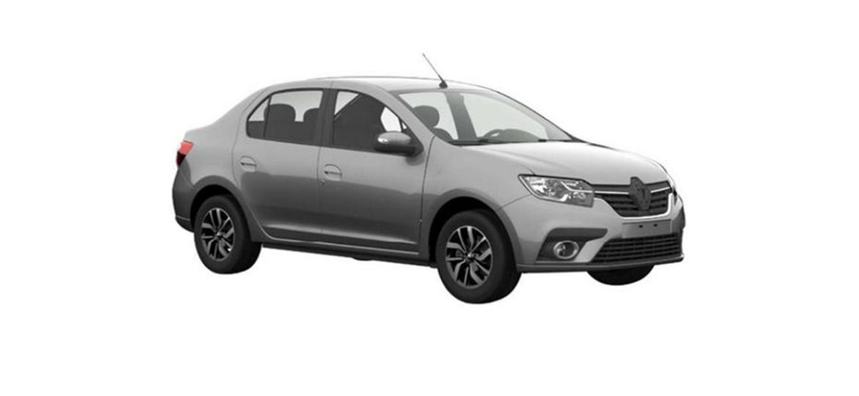 Renault Logan 2020 em patente registrada no INPI: dianteira receberá modificações discretas - Reprodução
