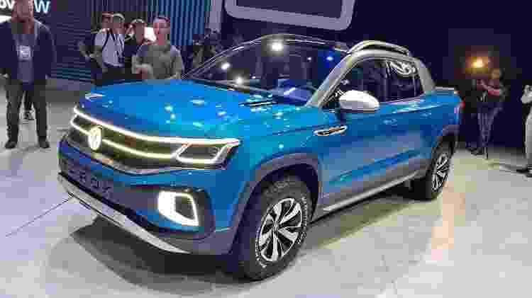Tarok já apareceu como conceito e vai compartilhar componentes com o SUV Tarek; estreia pode ser em 2021 - Murilo Góes/UOL