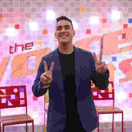 """André Marques vai apresentar nova edição do """"The Voice Kids"""" - Isabella Pinheiro/Globo"""