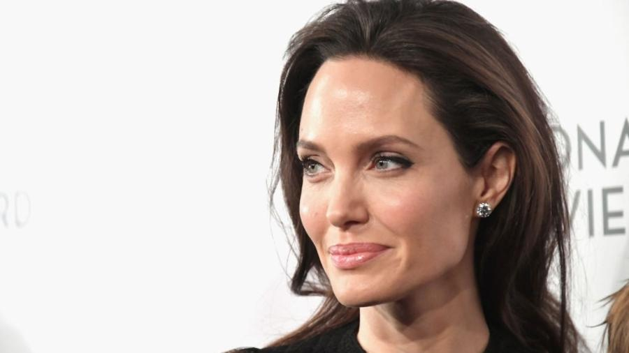 Angelina Jolie  - Mike Coppola/Getty Images