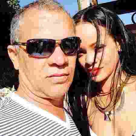 Rihanna e o pai, Ronald - Reprodução/Instagram