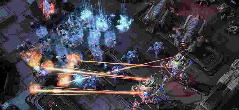 StarCraft II - Reprodução