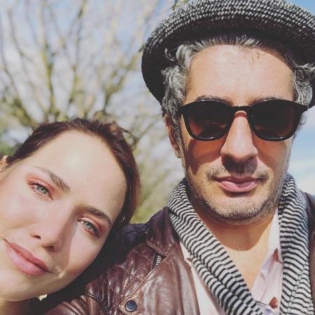 Leticia Colin e o marido, Michel Melamed - Reprodução/Instagram/leticiacolin