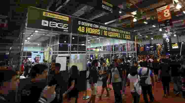 BGS Jam - Divulgação/BGS - Divulgação/BGS