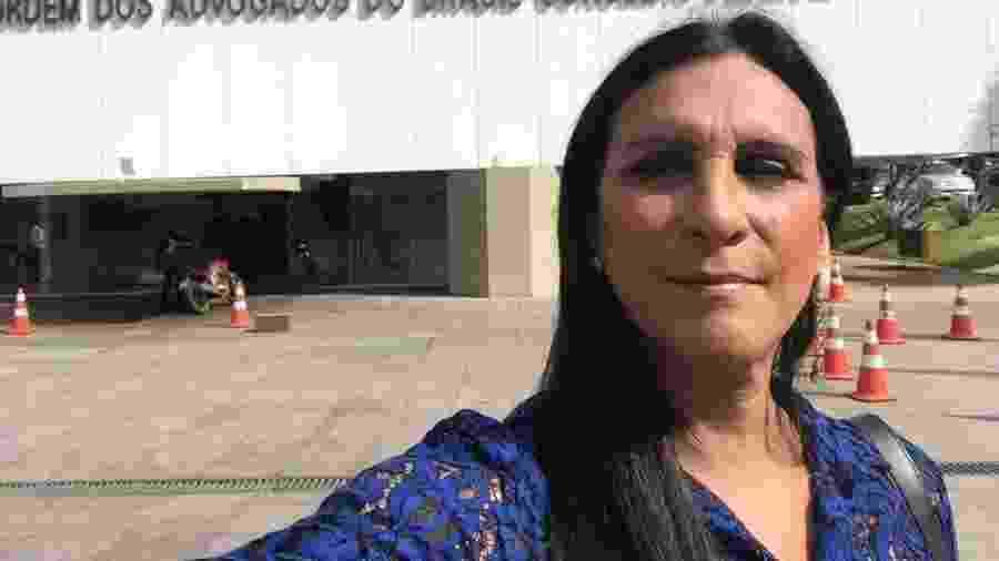 Marcia Rocha, do Manda Pink Jobs - Arquivo Pessoal