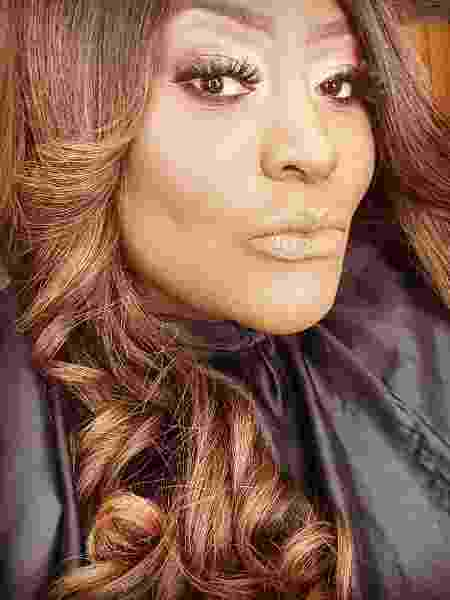 A cantora Vanessa Jackson - Reprodução/Instagram
