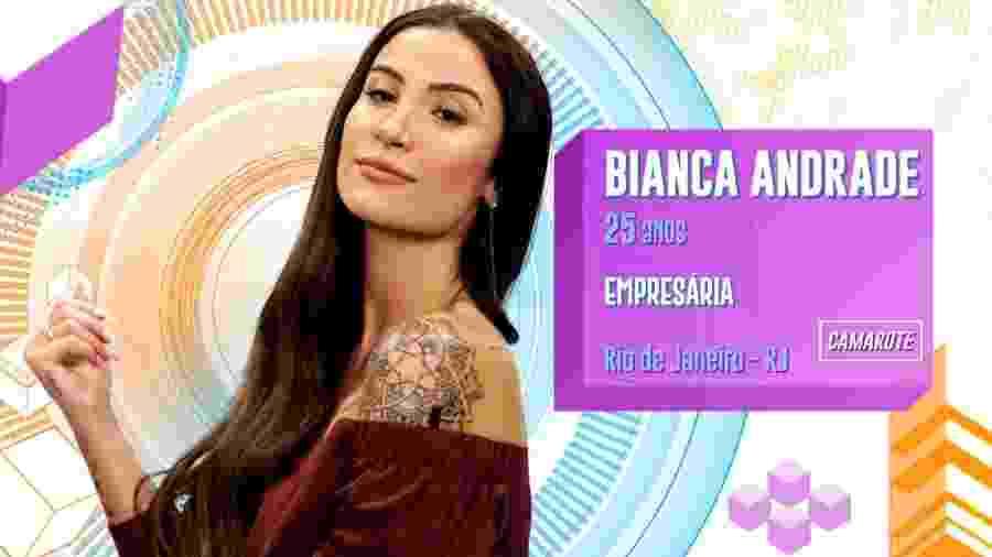Bianca Andrade, conhecida como Boca Rosa - Divulgação/TV Globo