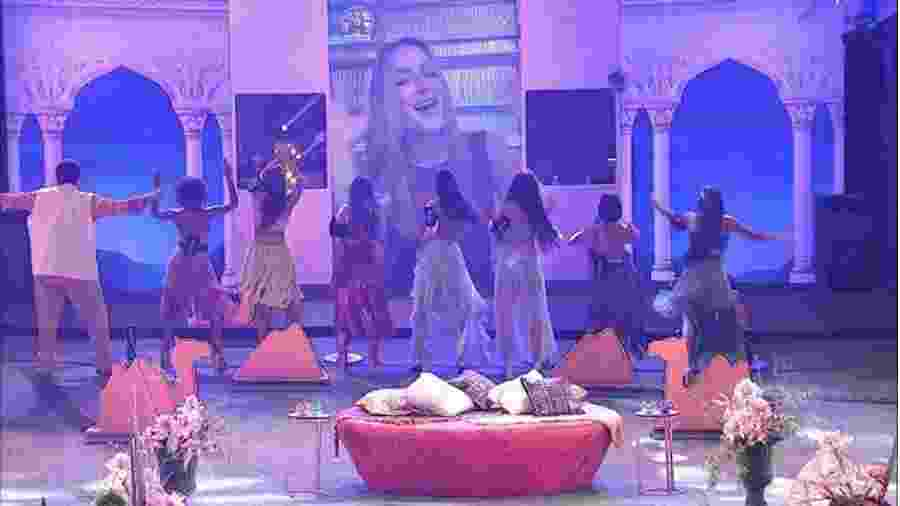 BBB 20: Claudia Leitte anima festa do BBB 20 - Reprodução/Globoplay