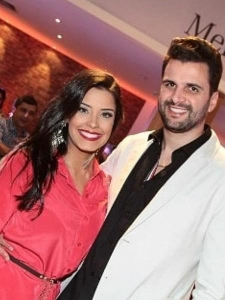 Ivy e Rogério Fernandes - Arquivo Pessoal