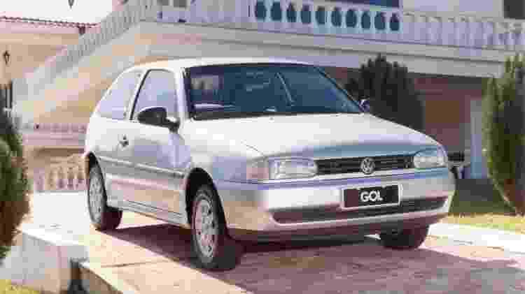 VW Gol - Divulgação - Divulgação