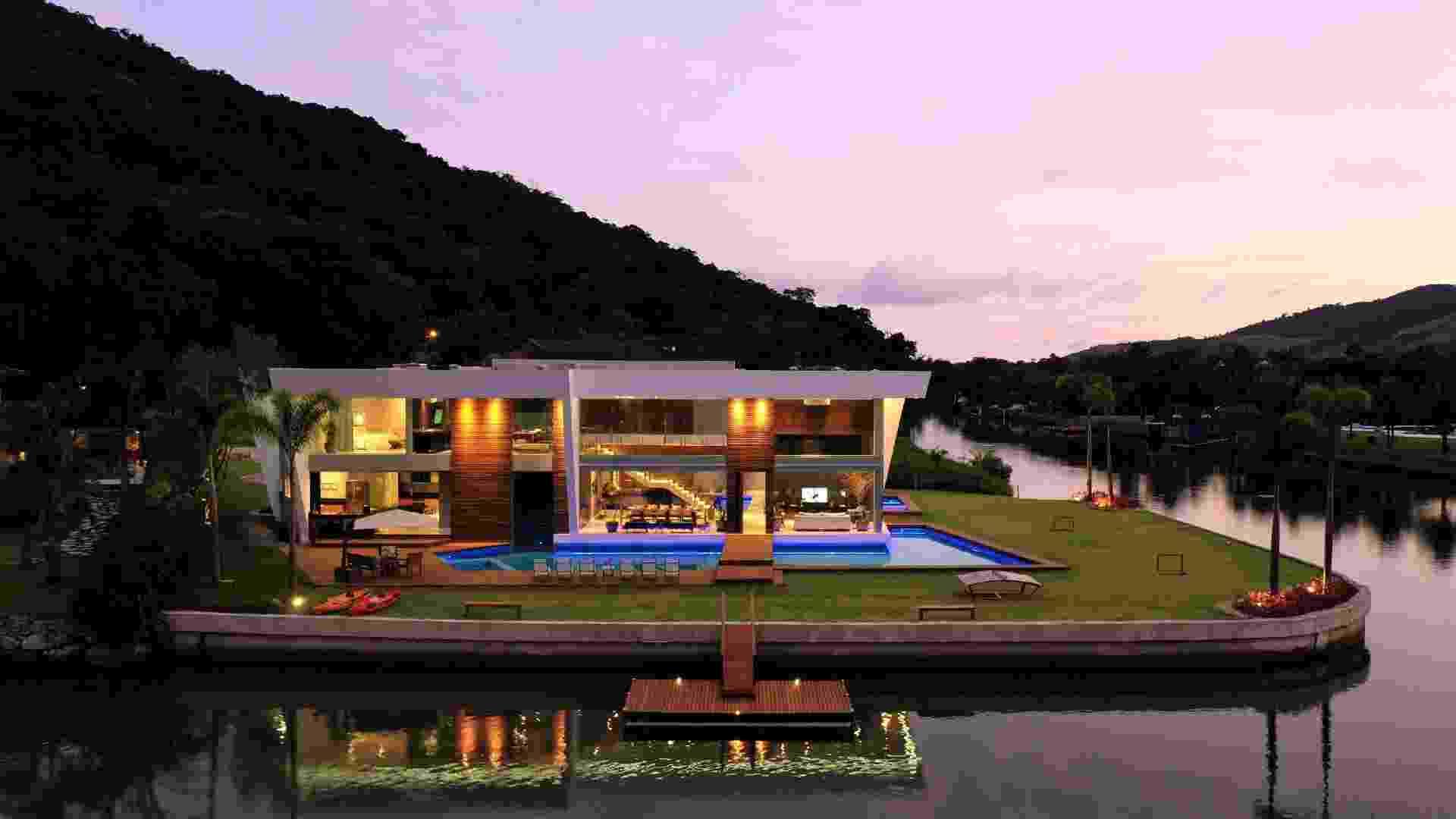 Visual panorâmico da casa que fez sucesso com Lexa - Divulgação