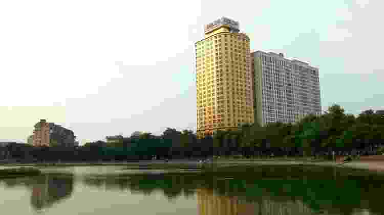 Dolce Hanoi Golden Lake Hotel  - Reprodução/YouTube - Reprodução/YouTube