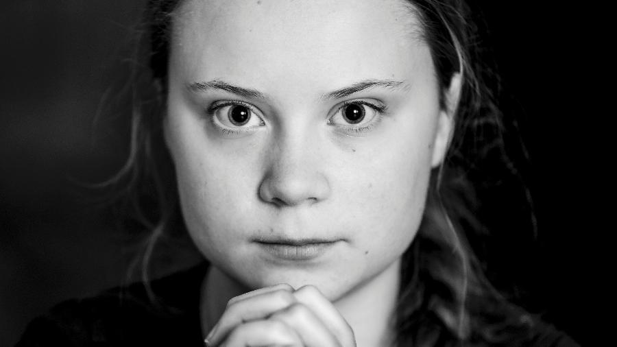 Retrato de Greta Thunberg  - Michael Campanella/Getty Images