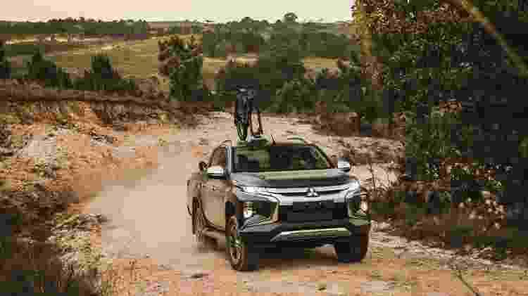 Mitsubishi L200 Triton Sport 2021 - Divulgação - Divulgação