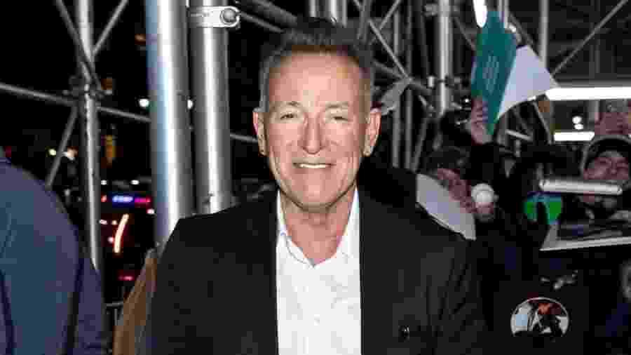 Bruce Springsteen já se posicionou diversas vezes contra o governo de Donald Trump - Gilbert Carrasquillo/GC Images