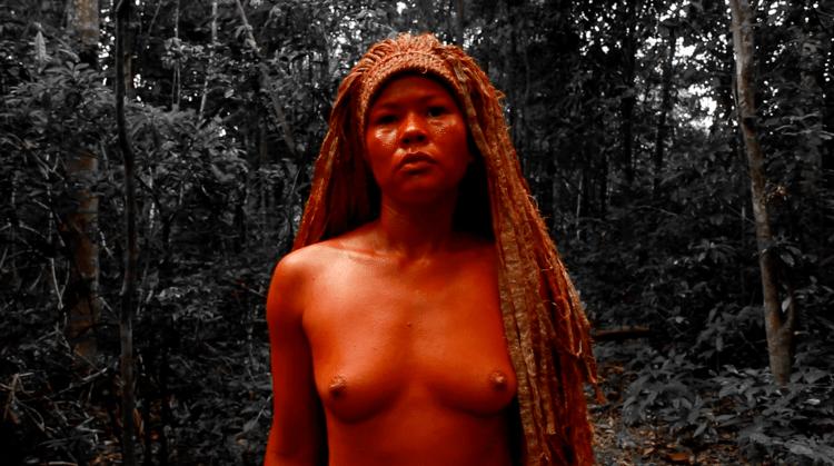 Cena do filme Kaapora - O chamado das matas, de Olinda Yawar, com estreia na mostra Véxoa - Divulgação - Divulgação